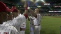 Schierholtz&#039;s walk-off single
