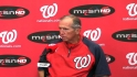 Johnson on Strasburg's outing