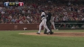 Green's RBI groundout
