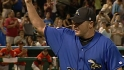 Clemens exits to ovation