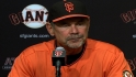 Bochy on Lincecum&#039;s outing