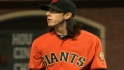 Lincecum&#039;s seven strikeouts