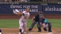 Kottaras&#039; three-run homer