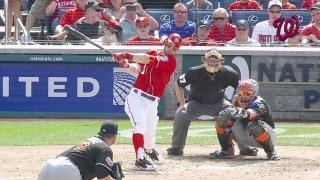 Harper's 18th homer of the season