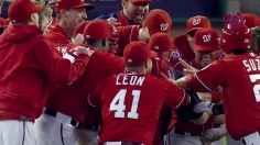 Nats overcome deficit, long delay to sink Fish