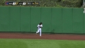 McCutchen's tough catch