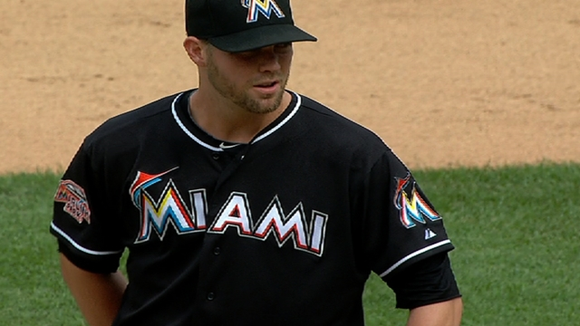 Webb, Marlins reach one-year contract agreement