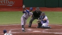 Profar's RBI double