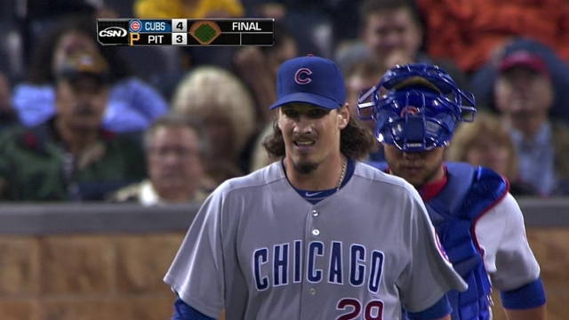 Cubs reach deals with Samardzija, Garza, Russell