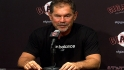 Bochy on tough loss to Dodgers