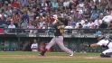Kottaras&#039; two-run home run