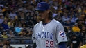 Samardzija&#039;s stellar start
