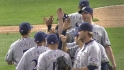 Axford notches the save