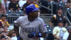 Soriano's late blast lifts Cubs to sweep of Bucs