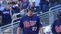 Parmelee&#039;s two-run single