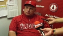 Scioscia on offense and pitching