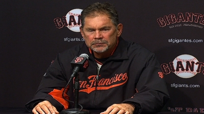 Following Bochy's lead, Giants have swagger back