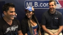 Snooki &amp; Jionni @ NY Mets