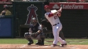Trout&#039;s homer sets Angels record