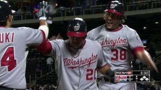 Desmond hits a two-run shot