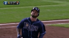 Rays fall two back of O's in AL Wild Card race