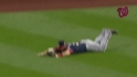 Harper's diving catch