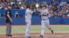 Erasmo earns first win as Mariners top Jays