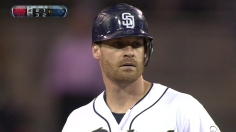 Big hits from Forsythe, Amarista lead Padres