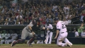 Schumaker&#039;s heads-up throw