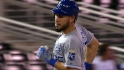 Hosmer's three hits