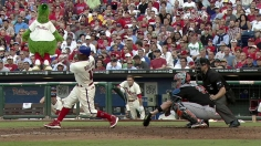Phils' streak at seven thanks to Rollins, Lee
