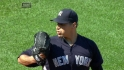 Pettitte throws simulated game