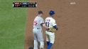 Lannan picks off Cedeno