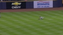 Bourn's great grab