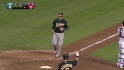 Norris&#039; RBI double