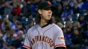 Lincecum&#039;s eight strikeouts