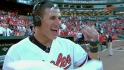Machado on walk-off