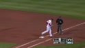 Loney's unassisted double play