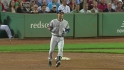Jeter ties Mays