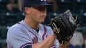 Medlen's eighth win