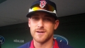 Middlebrooks on rookie card