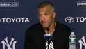 Girardi on Pettitte, Jeter