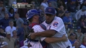 Marmol&#039;s 20th save