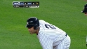 Jeter&#039;s milestone hit