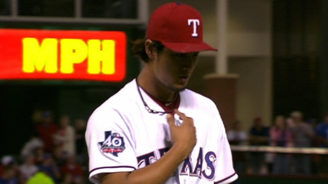 Darvish-Soto a terrific tandem for Texas