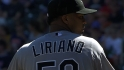 Liriano&#039;s strong outing