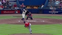 Heyward's two-run dinger