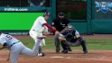 Asdrubal&#039;s RBI knock