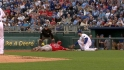 Guthrie&#039;s pickoff