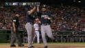 Saunders' two-run triple